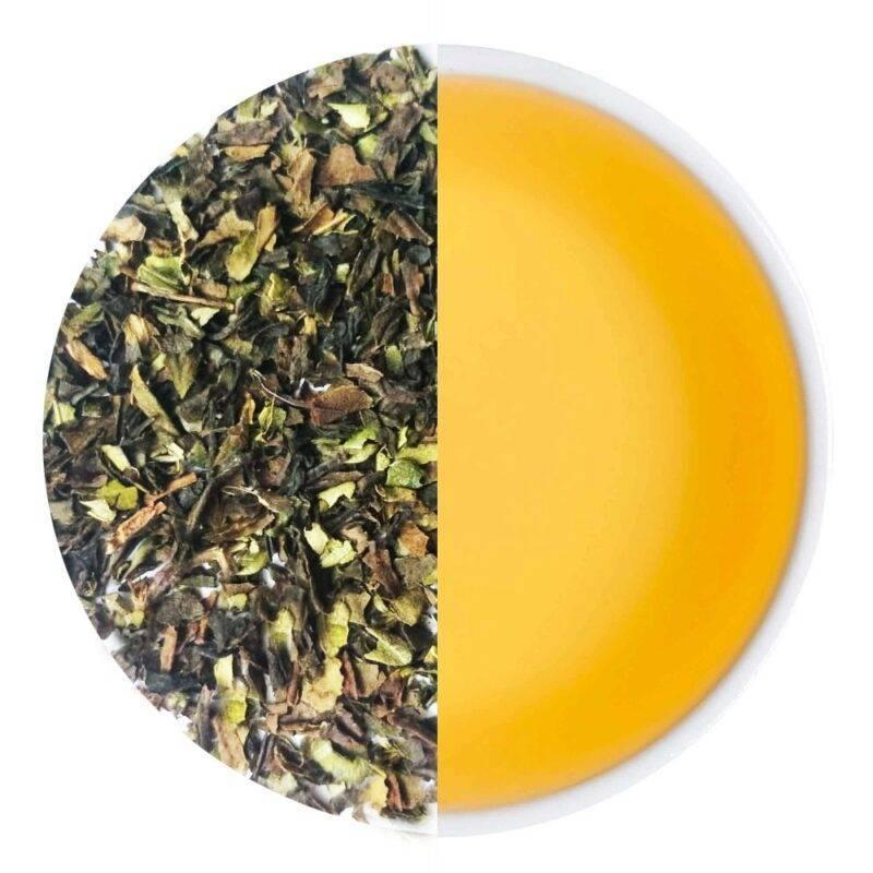 Byahut Gold Organic Darjeeling Leaf